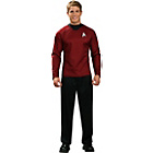 more details on Star Trek the Movie Mens Red Shirt Medium.