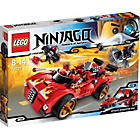more details on LEGO® Ninjago X-Ninja Charger - 70727.