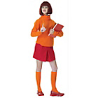 more details on Rubies Women's Scooby Doo Velma Costume - Medium.