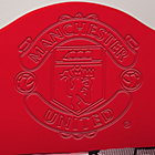 more details on Manchester United Single Headboard - Red.