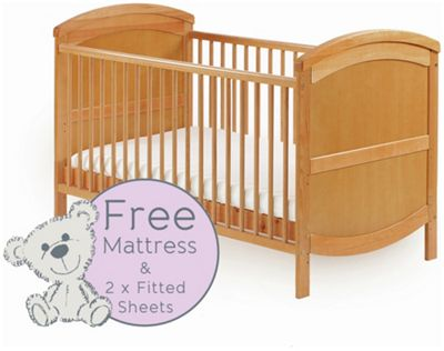 buy east coast nursery country cot bed white at. Black Bedroom Furniture Sets. Home Design Ideas
