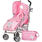 more details on Tiny Tatty Teddy Stroller Bundle - Pink.