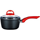 more details on Pyrex Granate 18cm Saucepan and Lid - Cast Aluminium.