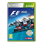 more details on F1 2012 Classics Xbox 360 Game.