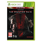 more details on Metal Gear Solid V: The Phantom Pain Xbox 360 Pre-order Game