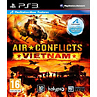 more details on Air Conflicts: Vietnam PS3 Game.