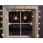 more details on Star Window Christmas Decoration Lights - Clear.
