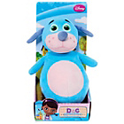 more details on Doc McStuffins Boppy Soft Toy - 10 inch.