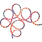 more details on 8m Rope Christmas Lights - Multicoloured.