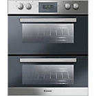more details on Candy TCP6107X Electric Double Oven - Stainless Steel.