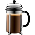more details on Bodum Chambord Coffee Maker 12 Cup - Clear.