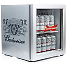 more details on Husky Budweiser 46 Litre Drinks Cooler.