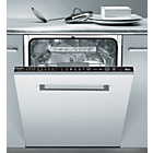 more details on Candy CDIM3653 Integrated Full Size Dishwasher - S Steel