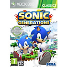 more details on Sonic Generations Classics Xbox 360 Game.