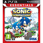 more details on Sonic Generations Essentials PS3 Game.