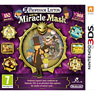 more details on Professor Layton and The Miracle Mask Nintendo 3DS Game.