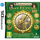 more details on Professor Layton and The Lost Future Nintendo DS Game.