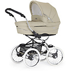 more details on Bebecar Stylo Class Combination Pushchair - Creme Brulee.