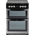 more details on New World 601DFDOL Double Dual Fuel Cooker-S/Steel/Exp.Del.