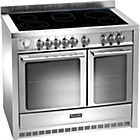 more details on Baumatic BCE1025 Electric Range Cooker - Stainless Steel.