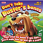 more details on Don't Take Buster's Bones Board Game.