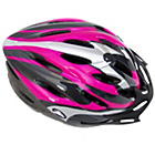 more details on Coyote Large Adult Bike Helmet 58-61cm - Pink.