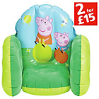 more details on Peppa Pig Flocked Chair.