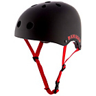 more details on REAX Damaged Bike Helmet 55-59cm - Gloss Black.