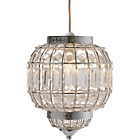 more details on Heart of House Kasbah Pendant Light - Clear.
