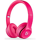 more details on Beats by Dr. Dre Solo 2.0 On-Ear Headphones - Pink.
