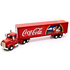 more details on Coca-Cola Light Up Christmas Truck Diecast Collectors Model.