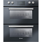 more details on Candy TCP6107NX Electric Double Oven - Black.