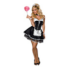 more details on Fancy Dress Sexy Maid Costume - Size 12-14.