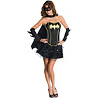 more details on Rubies Secret Wishes Batgirl Corset Costume - Small.