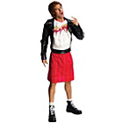 more details on Rubies Men's WWE Rowdy Roddy Piper Costume - XL.