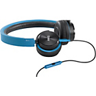 AKG Y40 Portable On-Ear Headphones - Blue