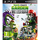 more details on Plants v Zombies Garden Warfare PS3 Game.