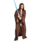 more details on Rubies' Star Wars Men's Jedi Hooded Robe - Medium.