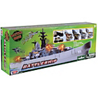 more details on Motormax Battle Zone Series - 26 inch Battleship.