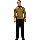 more details on Star Trek the Movie Mens Gold Shirt Extra Large.