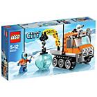 more details on LEGO® City Arctic Ice Crawler - 60033.
