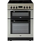 more details on Bush BUEDC60SS Electric Cooker- Stainless Steel.
