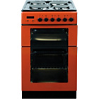 more details on Baumatic BCE520 Double Electric Cooker - Red.