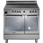 more details on Hoover HVD9395IX Electric Range Cooker with Hob - S Steel.