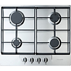 more details on Baumatic BHG620SS Gas Hob - Stainless Steel.