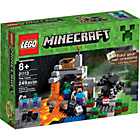more details on LEGO Minecraft The Cave - 21113.