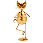 more details on Metal Yoga Garden Cat.