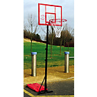 more details on Sure Shot Easishot Portable Basketball Unit with Backboard.