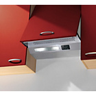 more details on Baumatic BT068ME 60cm Integrated Cooker Hood - Grey.