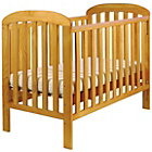 more details on East Coast Nursery Anna Dropside Cot - Antique.
